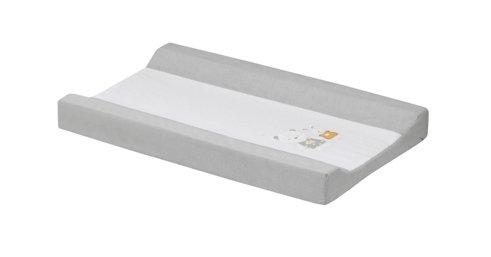 Casita Gris Cambiador con esponja alta densidad y funda 100/% algod/ón