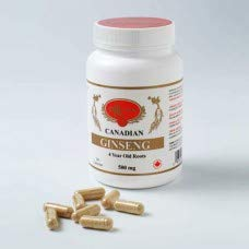 Pure Canadian Ginseng Capsules 100's - Made From 5 for sale  Delivered anywhere in Canada