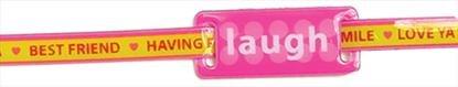 Gel Slide With 12'' Trim-Laugh