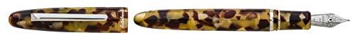 Esterbrook Estie Tortoise Gold Trim Fountain Pen Medium E136-M