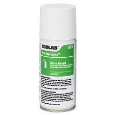 Ecolab First Impression Summer Linen Micro Aerosol Air Freshener