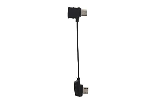DJI-Part-4-RC-Cable-with-Reverse-Micro-USB-Connector-for-Mavic-Quadcopter