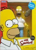 Gummi Lobsters - Simpsons Homer Simpson 9-inch Faces of Springfield Figure