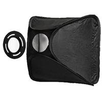Fiilex FLXA003 Soft Box & Speed Ring Softbox Kit