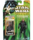 qui gon jinn figure - Star Wars Power of the Jedi - Jedi Training Gear Qui-Gon Jinn Action Figure