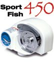 Powerwinch Sport Fishing 450 FreeFall Anchor Windlass