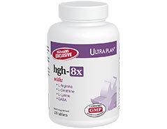Plan Ultra HGH-8X (120 tabs)