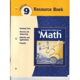 Read Online McDougal Littell Middle School Math, Course 2: Resource Book Chapter 9 pdf