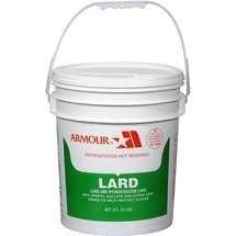 Armour Lard, 16-oz. tub (Pack of 3)