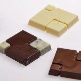 Chocolate Mold Square 58x58mm x 10mm High, 8 Cavities ()