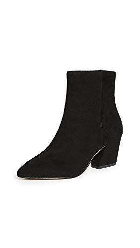 botkier Women's Sasha Point Toe Booties, Black, 5 Medium US