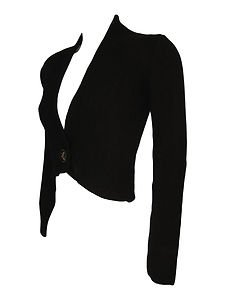 Clothes4all New Ladies Womens Black Bolero Shrug Cardigan Top ...