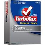 Intuit TurboTax Deluxe 2008