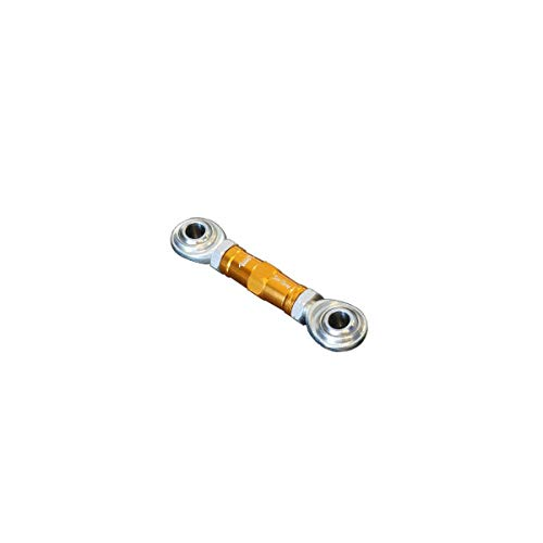 (Sato Racing 14 Ducati 899P Adjustable Suspension Link Rod (Standard) (Gold))