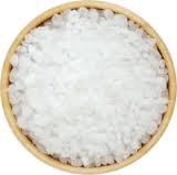 Herbs: Dead Sea Salt ~ medium chunks ~ 1.5 oz ~ Ravenz Roost herbs with special info on label