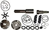 Complete Shaft Service Kit for OMC Sterndrive Low Profile Models replaces 909121, 909753 982949 983218