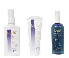 Nisim Kalo 3 Pak Lotion, Spray and Ingrown Hair Treatment...