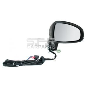 Audi A1 09/10 - January 15 Wing Mirror Electric Heated