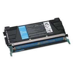(Premium Lexmark C5222CS Compatible Cyan Toner Cartridge)
