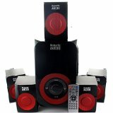 Acoustic Audio AA5180 5.1 Surround Sound Bluetooth Home Entertainment System