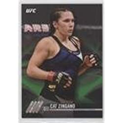 Cat Zingano #/215 (Trading Card) 2017 Topps UFC Knockout - [Base] - Green #50