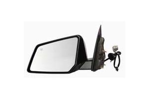 DEPO 335-5433L3EFH Saturn Outlook 08-10 Driver Side Mirror Assembly with Power//Non-Heated//Without Signal//Textured