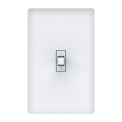 GE Lighting 93105376 Smart Toggle Style, Wi-Fi,