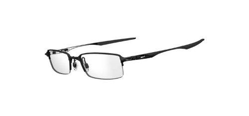 Oakley OX3119-01 Halfshock Eyeglasses-Satin Black-55mm