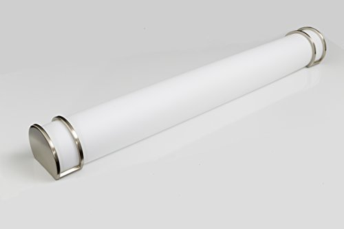 "Bright Bathroom Vanity Light | Hallway Light | 36.75""L x 6.0""W x 4.25""H 