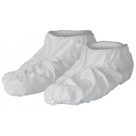 Klngrd A40 Liq/Part-Prot Shoe Cvr Xl/Xxl Whi 400 by Kimberly-Clark