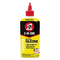 WDF120008 - 3-IN-ONE Professional Silicone Lubricant