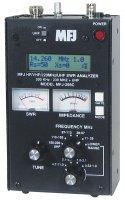 MFJ-269C SWR Antenna Analyzer 530 KHz - 230 / 415-470 MHz Continuous Coverage ()
