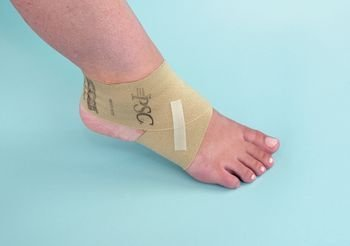Fabrifoam  Pronation Spring Control (PSC) Device (Beige Left Size Small) by Fabrifoam