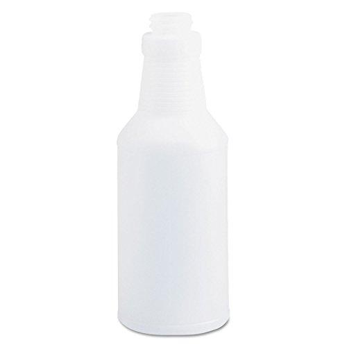 Boardwalk Handi-Hold Spray Bottle, 16 oz, Clear, 24/Carton ()
