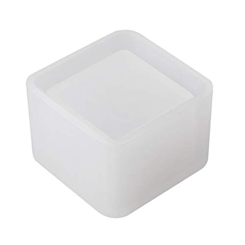 Square Flower Pot Small Flowerpot Silicone Mould Storage Box DIY Handmade Making Crafts Crystal Epoxy Mold