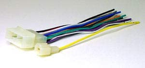 Amazon.com: Carxtc Stereo Wire Harness Install a New Car Radio. Fits Subaru  GL 85 86 87 88 89: AutomotiveAmazon.com