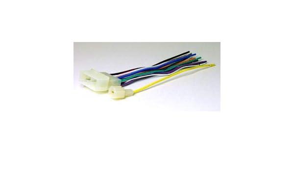 amazon.com: carxtc stereo wire harness install a new car radio. fits subaru  gl 85 86 87 88 89: automotive  amazon.com