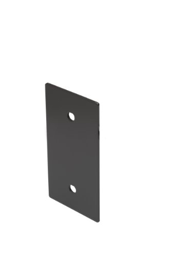 (Copper Creek ED-CPLT-DB Exterior Cover Plate for Exit Device Dura, Bronze )