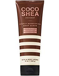 (Bath and Body Works Cocoshea Coconut Richly Nourishing Body Scrub 8 Ounce)