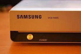 Samsung DCB-I560G Kabel Receiver