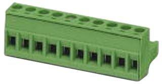Phoenix Contact Terminal (PHOENIX CONTACT 1757035 TERMINAL BLOCK PLUGGABLE, 4POS, 24-12AWG (1 piece))
