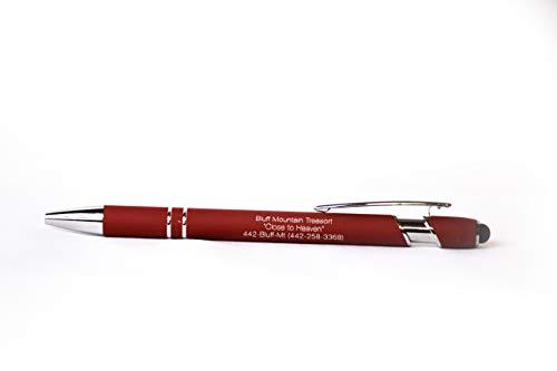 Ballpoint-pens (red)