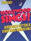 Hollywood Sings, Susan Sackett, 0823076237