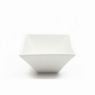 Maxwell and Williams Basics Flared Bowl, 5-Inch, (Fitz And Floyd Square Bowls)