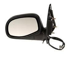 93 - 05 Ford Ranger Driver Door Mirror Power Textured Black NEW 96-05 Mazda Truck F57Z17683B FO1320206