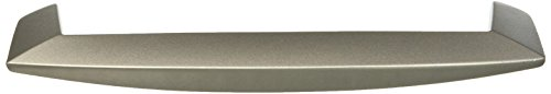 Amerock Creased Bow Pull 128 mm Center, Anodized Aluminum #BP27017-AA ()