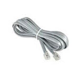 Mmf Cash Drawer Company - Mmf Pos Kwickkable Data Cable - For Printer - 6 Ft - 1 X Rj-12 Male Printer - 1 X Rj-12 Male Printer