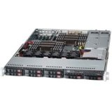 Supermicro SuperServer 1027R-73DARF Barebone System - 1U Rack-mountable - Intel C602J Chipset - Socket R LGA-2011 - 2 x Processor SYS-1027R-73DARF