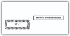 EGP IRS Approved 1099 Single-Window Envelope