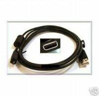 8D Pin USB Cable for Nikon P90, S10, S200, S200di, S210, S220, S230, S640, S4, S5, S500, S510, S520, S560, S600, S620, S630, S70, S710, S9, SQ, S1000pj, DSLR D5000